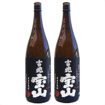 吉兆宝山 芋1800ml西酒造 2本セット