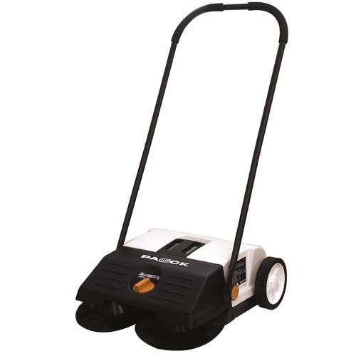 手押しスイーパ RS-550 集じん容量25L PAOCK(パオック)【屋外 落ち葉 掃除機 集塵機 集じん 清掃 電源不要】