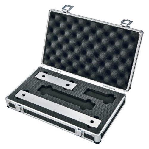 新潟精機 ノギス検査セット CC-S-300 ブロックゲージ2級品相当150mm、300mm付属 専用ケース付