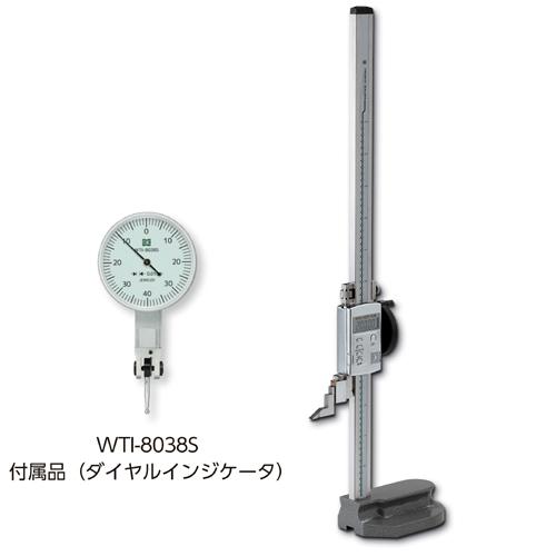 新潟精機 デジタルハイトゲージ VHS-60D
