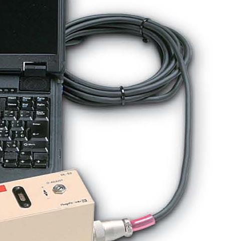 新潟精機 レベルニック用センサー接続ケーブル DL-P1