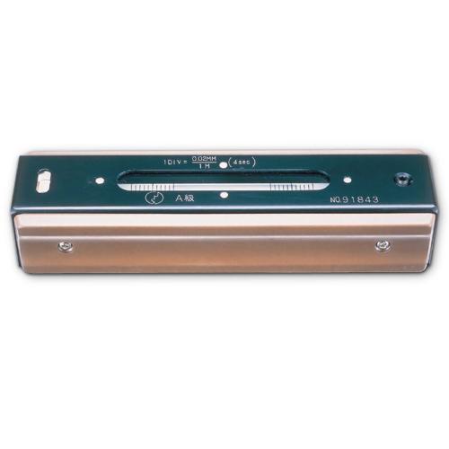 新潟精機 精密平形水準器 JIS A級 FLA-150002