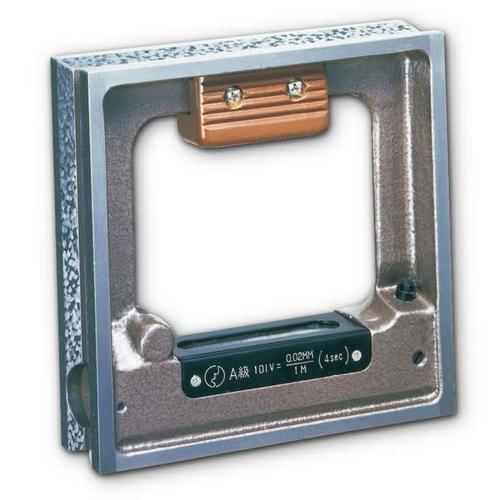新潟精機 精密角形水準器 JIS A級 SLA-150002