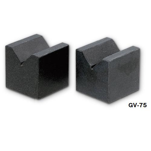 新潟精機 石製精密Vブロック GV-150