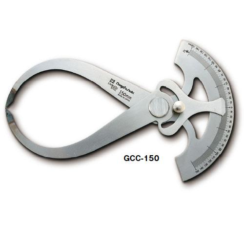新潟精機 目盛付内外兼用キャリパ GCC-600 600mm