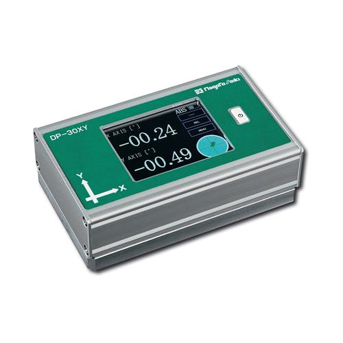 新潟精機 デジタル角度計レベルニック DP-30XY 【角度計 デジタル 水平器 レベル】