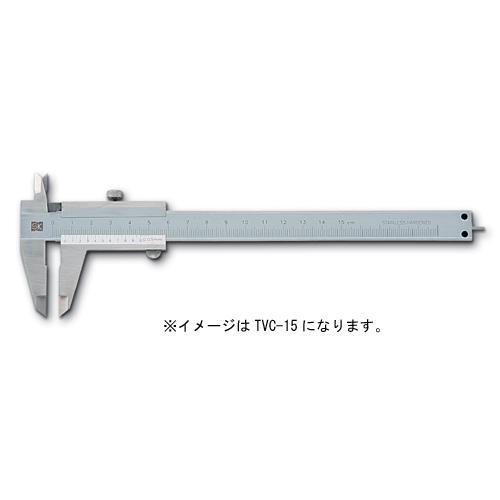 新潟精機 シルバー標準型ノギス TVC-60