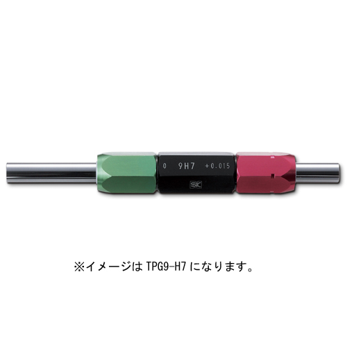 新潟精機 超硬限界プラグゲージH7 φ3 TPG3-H7