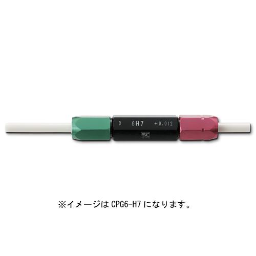 新潟精機 セラミック限界プラグゲージH7 φ8 CPG8-H7