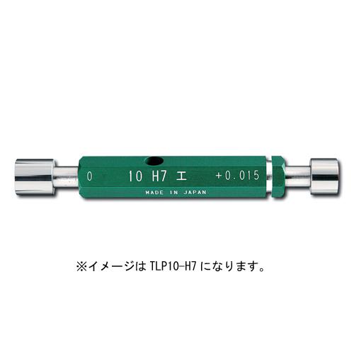 新潟精機 超硬限界栓ゲージH7 φ19 TLP19-H7