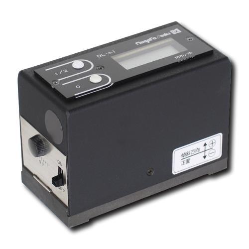 新潟精機 レベルニック DL-m1 SUS 高精度 デジタル 水準器 角度計
