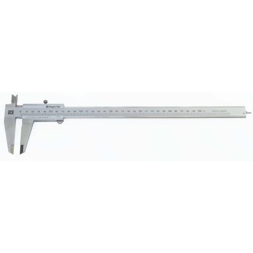 新潟精機 シルバー標準型ノギス 300mm GVC-30