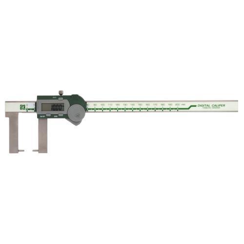 新潟精機 デジタルネックノギス ポイント型 GDCS-200NP