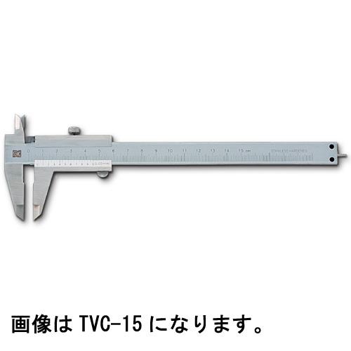 新潟精機 シルバー標準型ノギス TVC-100