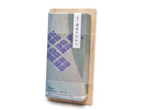 【微煙香】海底のひかり-Marine-(スティック30本入)