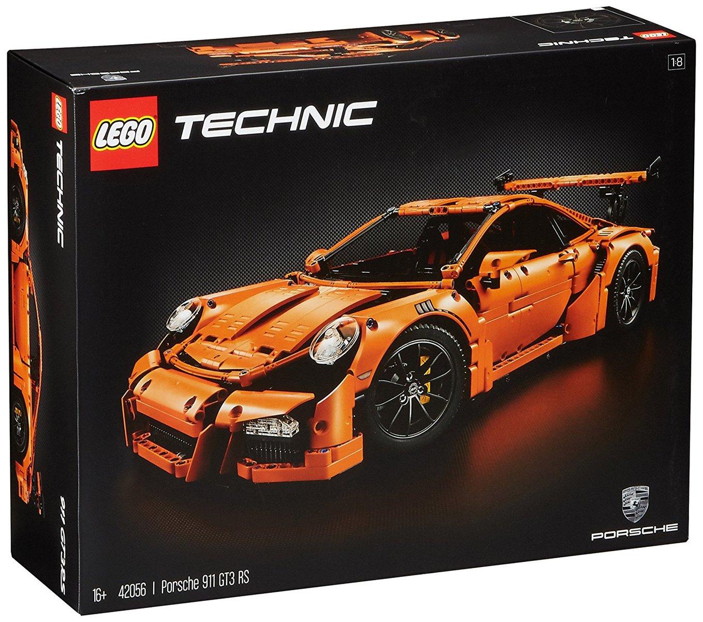 【送料無料 新品】レゴ (LEGO) テクニック ポルシェ 911GT3 RS 42056