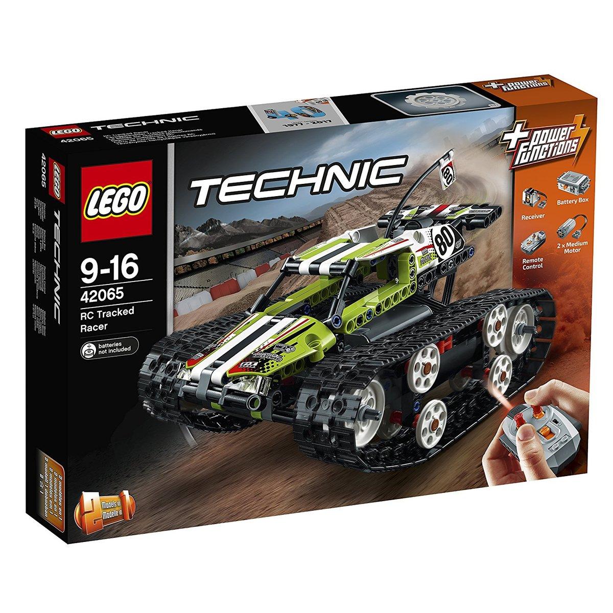 【送料無料 新品】レゴ (LEGO) テクニック RCトラックレーサー 42065