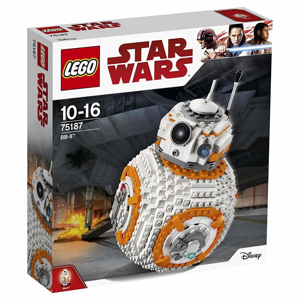 【送料無料 新品】レゴ(LEGO) スター・ウォーズ BB-8・・ 75187
