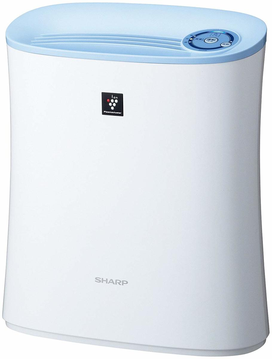 【送料無料】シャープ 空気清浄機 プラズマクラスター 7000 スタンダード 10畳 / 空気清浄 13畳 ブルー FU-G30-A 花粉症対策