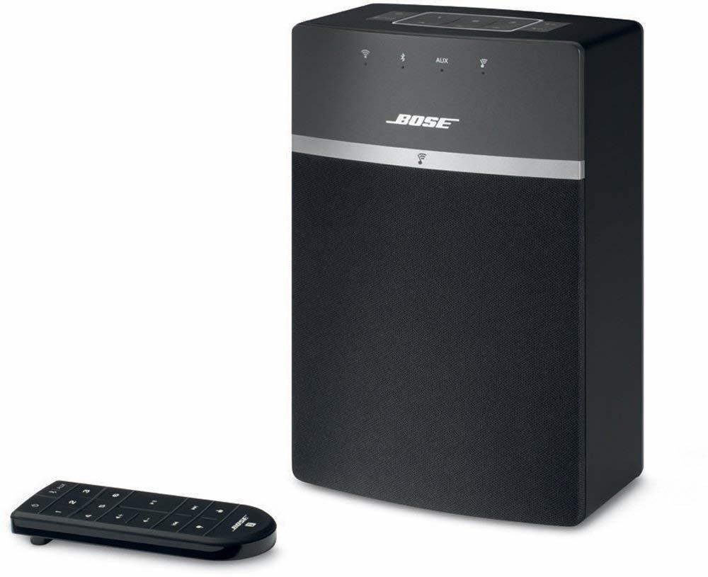 【送料無料】Bose SoundTouch 10 wireless music system ワイヤレススピーカーシステム Amazon Alexa対応