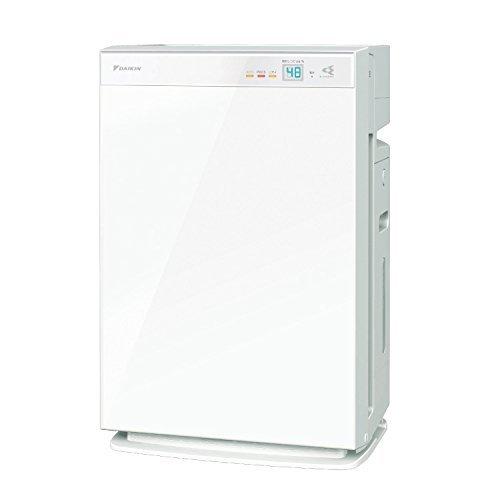 【送料無料】 ダイキン 加湿空気清浄機 (空気清浄:~31畳/加湿:~18畳) MCK70U-W ホワイト