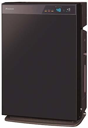 【送料無料】ダイキン 加湿空気清浄機 (空気清浄:~31畳/加湿:~18畳) MCK70U-T ビターブラウン