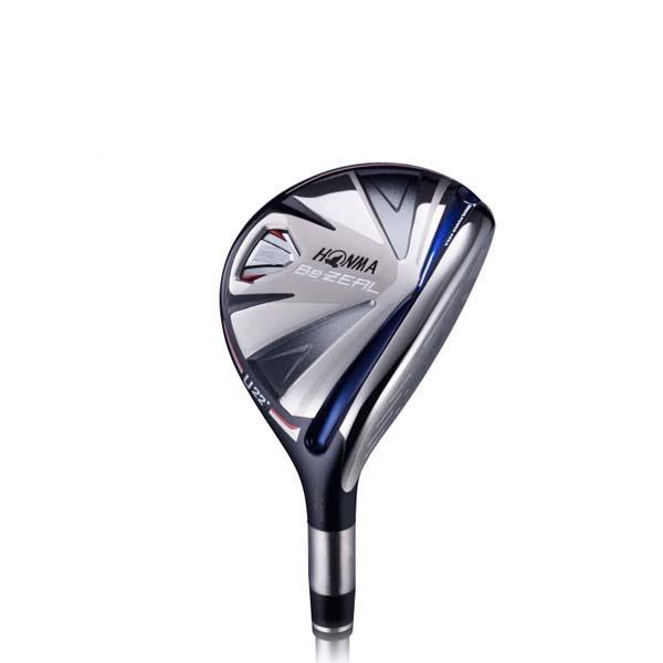 【受注生産】ホンマゴルフBeZEAL535 UT ユーティリティVIZARD for Be ZEAL カーボンシャフト装着本間ゴルフ/HONMA 【送料無料】