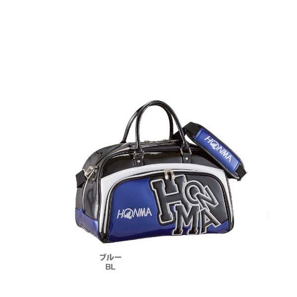 ホンマゴルフ エナメルボストンバッグ BB-1809 HONMA/本間ゴルフ
