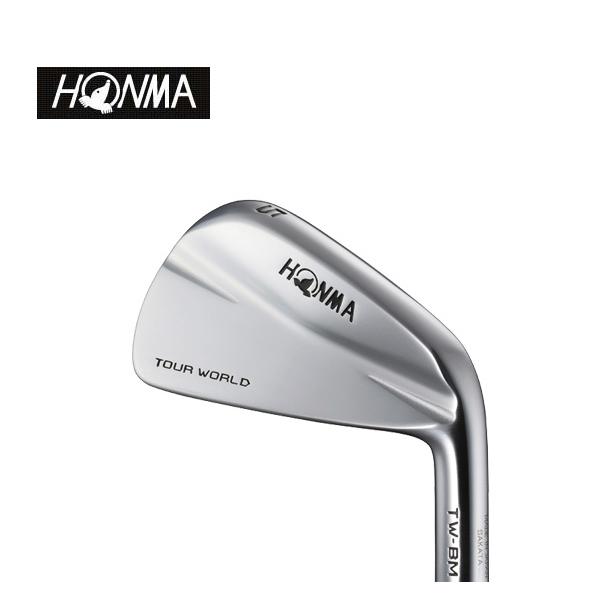 【受注生産】ホンマゴルフTOUR WORLD TW-BM IRON アイアン #5~10(6本組)VIZARD IB95 カーボンシャフト装着本間ゴルフ/HONMAVIZARD IB95 シャフト【送料無料】