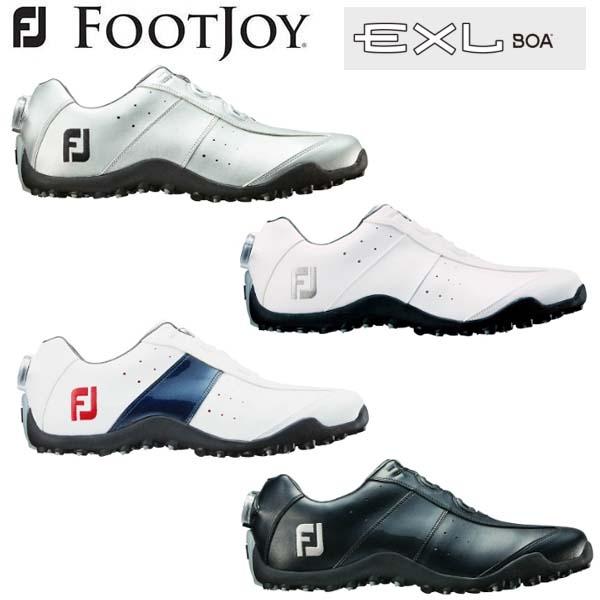 【2018年モデル】Foot Joy/フットジョイ FJ EXL Spikeless Boa #45180 #45181 #45182 #45184 イーエックスエル スパイクレス/SP ボア 【日本正規品】