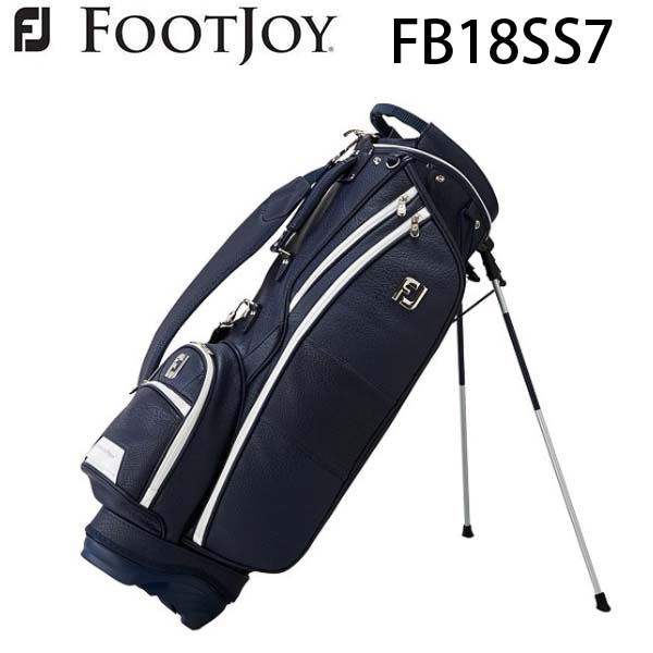 FootJoy/フットジョイ FJ スーペリアスタンドバッグ18 スタンド式キャディバッグ 9型 FB18SS7 【日本正規モデル】【送料無料】