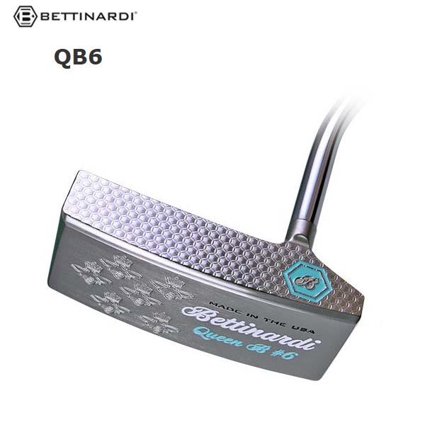 【2019年メーカーカスタムモデル】 BETTINARDI Queen B Series QB6 ベティナルディ QBシリーズ クイーンB シックス 【送料無料】【日本正規品】【受注生産】