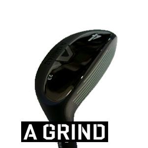 Aグラインド ユーティリティA DESIGN GOLFA GRIND UTILITY/UT ヘッド単体ウッド型【送料無料】