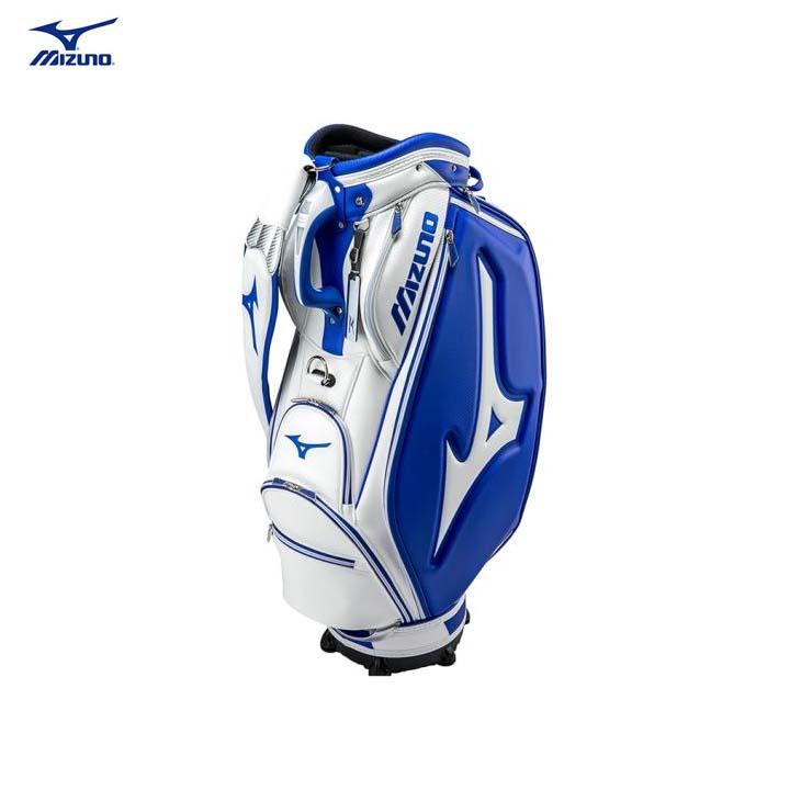 ミズノ ゴルフ/MIZUNO GOLF メンズ ツアーシリーズ レプリカ キャディバッグ Tour Series Replica Golf Bag 5LJC172200WM 9.5型 47インチ対応 【送料無料】