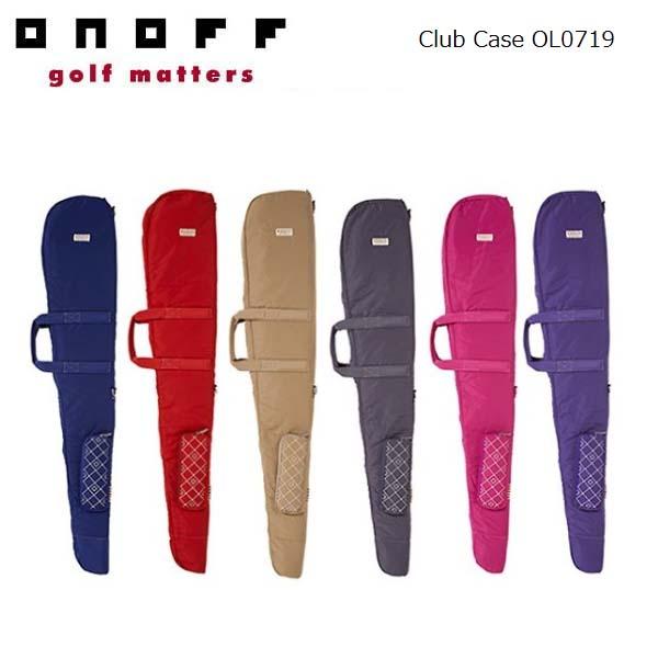 【2019年モデル】ONOFF/オノフ OL0719 クラブケース