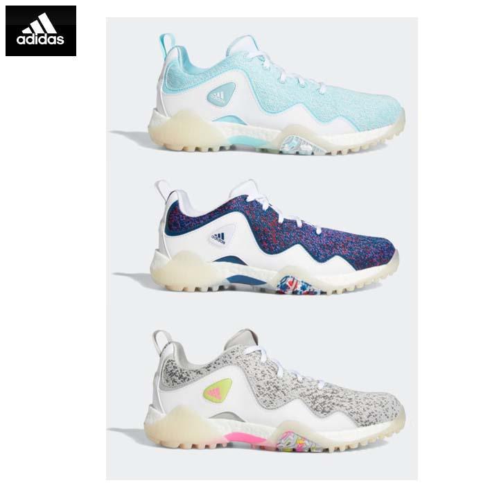 adidas/アディダスウィメンズ コードカオス21 / CODECHAOS 21 PRIMEBLUE SPIKELESS GOLF SHOESゴルフシューズ レディースFW5628 FW5629 FW5630【送料無料】