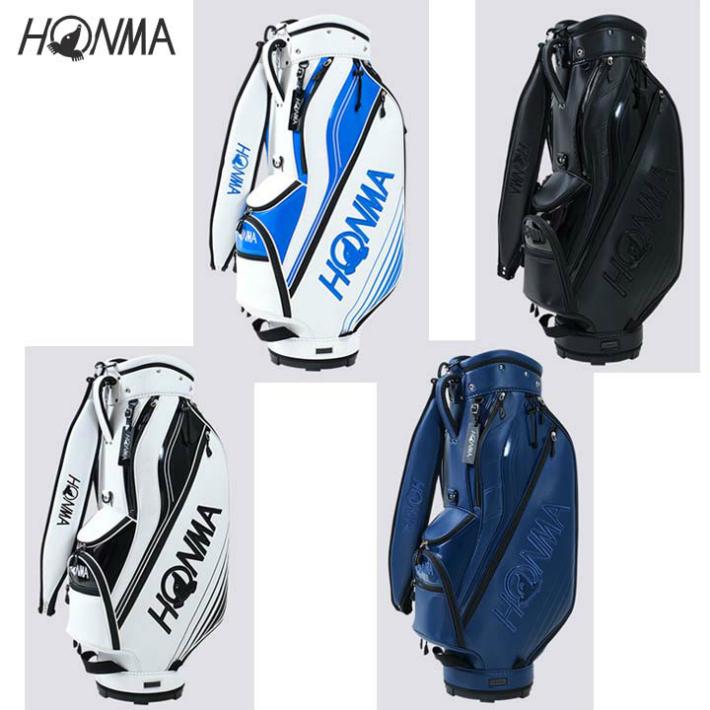 ホンマゴルフスタンダード 最安値挑戦 キャディバッグ CB12112 送料無料 スーパーセール期間限定 BB-12112HONMA