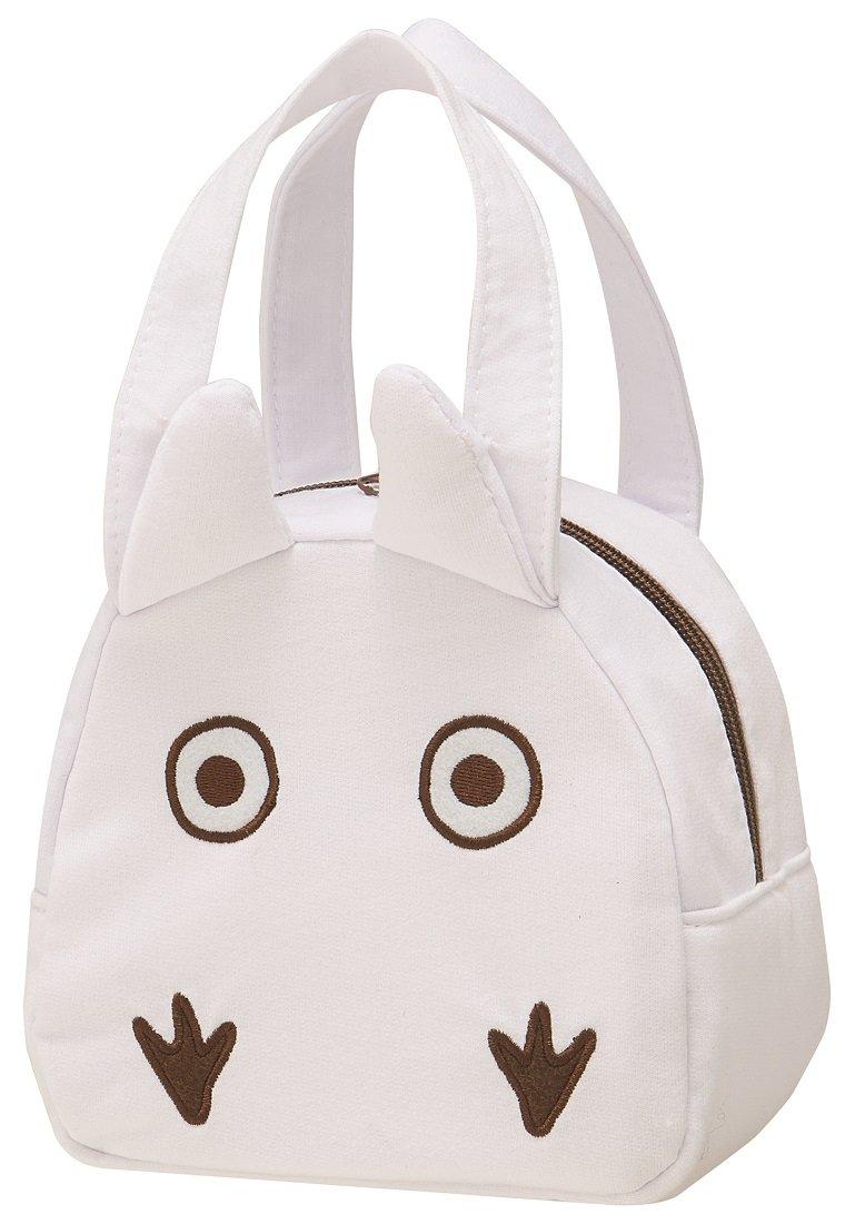 小トトロが可愛いダイカットバッグになりました。お弁当を入れたり、哺乳瓶、おむつなど可愛く持ち運び。 スケーター 小トトロ ダイカット バッグ スウェット素材 となりのトトロ スタジオジブリ 4973307374456 ジブリ ミニ トート 白 アニメ キャラクター 人気 クリスマス プレゼント ギフト 男の子 女の子 男性 女性 さんぽ ランチバッグ ホワイト 誕生日 おむつ 哺乳瓶
