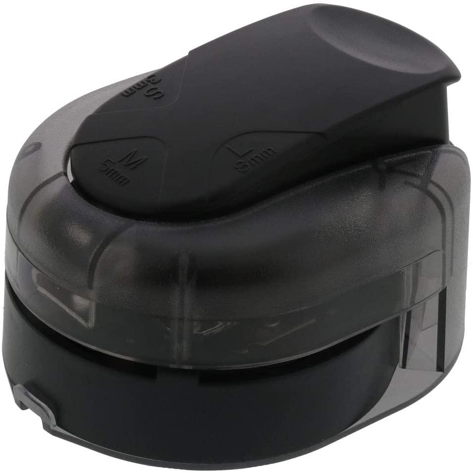 これ1つで3種類の違ったカーブで切れる サンスター文具 コーナーカッター 流行のアイテム かどまる PRO NEO ブラック S4765079 d8840 黒 PRO-NEO 角 アルバム カード 写真 black 加工 プロ カドマル 丸く コーナー 正規認証品 新規格