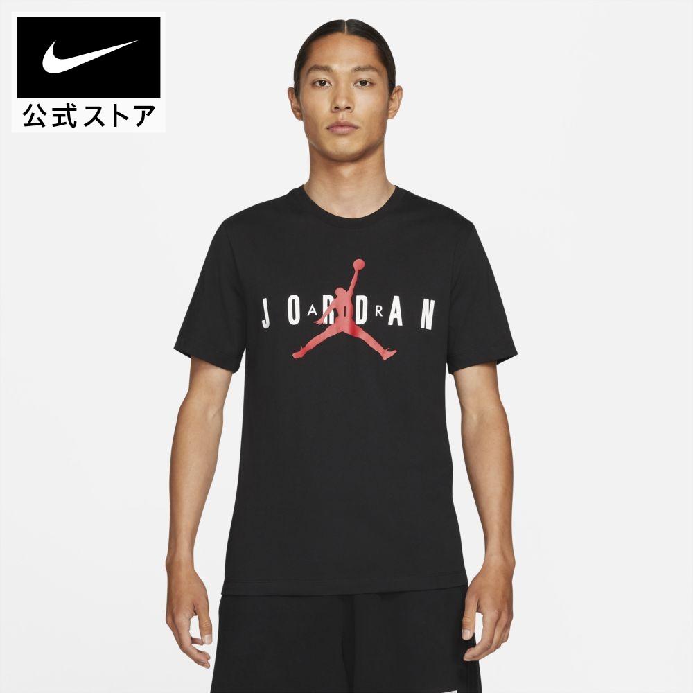 ジョーダン エア ワードマーク メンズ Tシャツ 8月新着アイテム お得なキャンペーンを実施中 アパレル 半袖Tシャツ 半袖 トップス ゆったり スピード対応 全国送料無料 ユニセックス オーバーサイズ Jordan