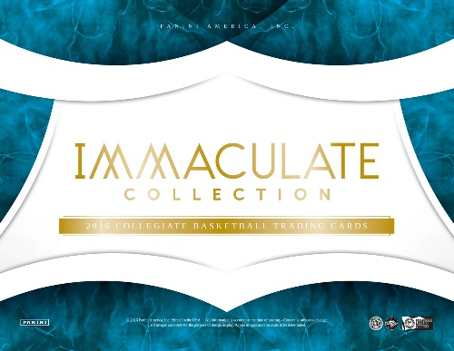 NBA 2016 IMMACULATE COLLECTION COLLEGIATE BASKETBALL(送料無料)