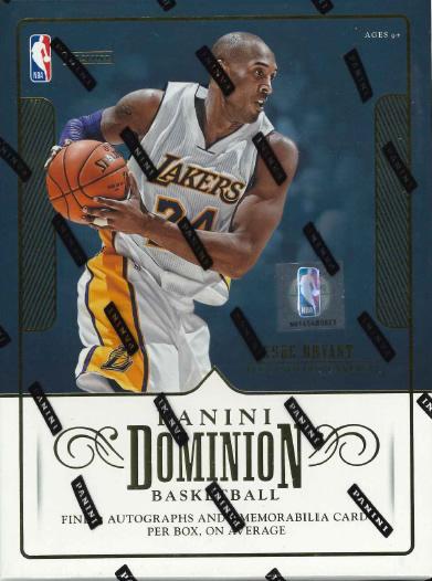 NBA 2017/2018 PANINI DOMINION BOX