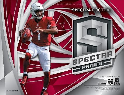 NFL 2019 PANINI SPECTRA FOOTBALL BOX (送料無料)