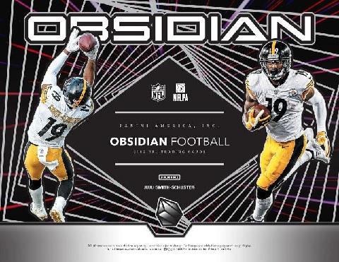 NFL 2019 PANINI OBSIDIAN FOOTBALL (送料無料)