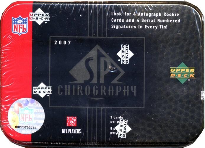 ■セール■NFL 2007 SP CHIROGRAPHY