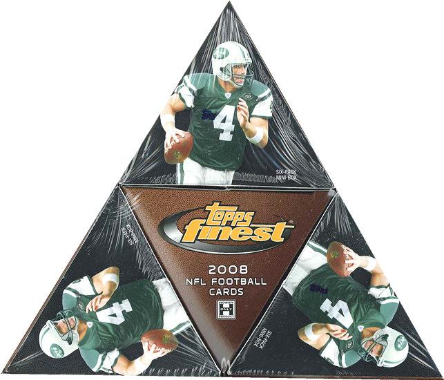 NFL 2008 TOPPS FINEST