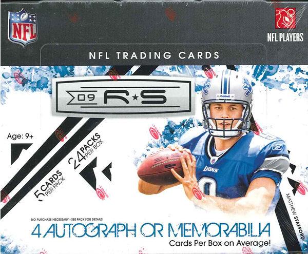 NFL 2009 DONRUSS ROOKIES & STARS