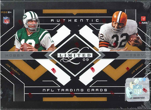 NFL 2009 DONRUSS LIMITED