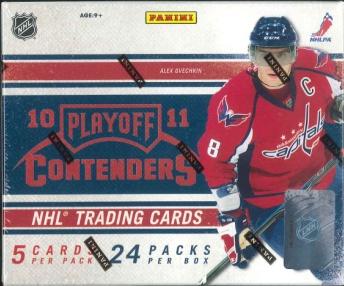 NHL 2010/2011 PANINI CONTENDERS