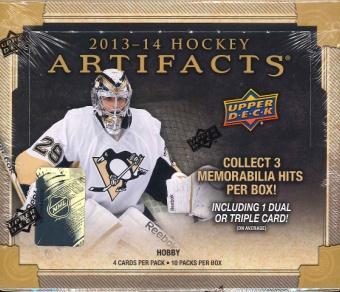 NHL 2013/2014 ARTIFACTS